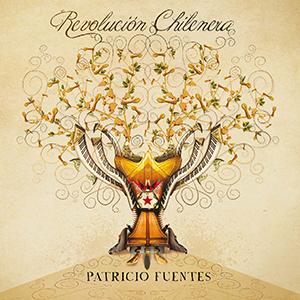 Digipack Patricio Fuentes-Revolución Chilenera