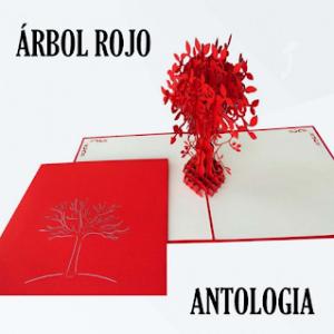 ARTE CARATULA ARBOL ROJO ANTOLOGIA
