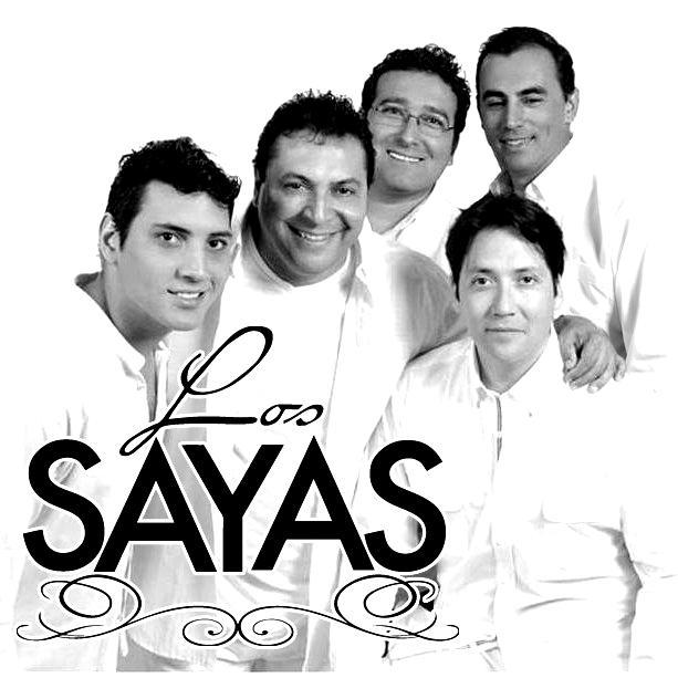 LOS SAYAS - LOS SAYAS
